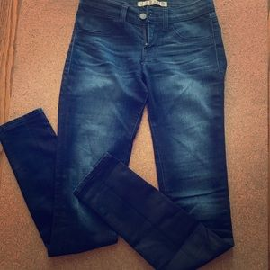 J Brand dark denim jeans Jeggings